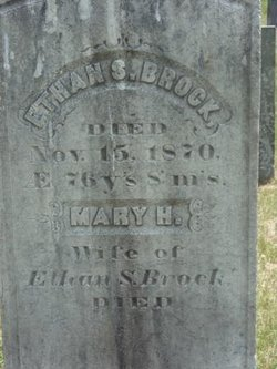Mary H <i>Dole</i> Brock
