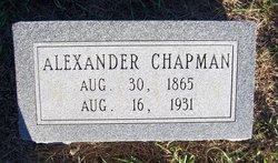 Alexander Chapman