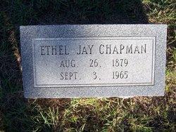 Susan Ethel <i>Jay</i> Chapman