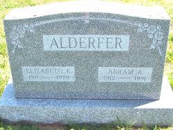 Abram Alderfer Alderfer