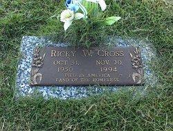 Ricky W. Cross