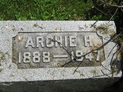 Archie H Secrest