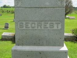 Lena May <i>Leazer</i> Secrest
