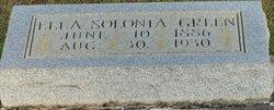 Ella <i>Solonia</i> Griffin