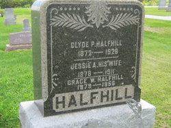 Jessie A <i>Lohr</i> Halfhill