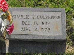 Charles Harvey Charlie Culpepper, Sr