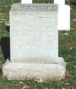 Sgt Thomas Jefferson Alexander