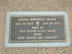 Edna Bernice Shaw