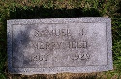 Samuel John Merryfield