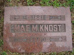 Mae M Knost