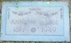 Anna W Astill