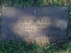 James W. Karn