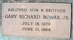 Gary Richard Bonar, Jr