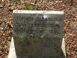 Stephen Tyng Babcock