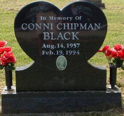 Conni <i>Chipman</i> Black