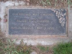 Alice E Collver