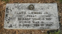 Elmer Lawlis, Jr