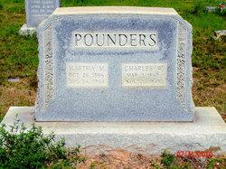 Martha M. Pounders