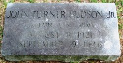 John Turner Hudson, Jr