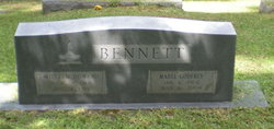 Mabel <i>Godfrey</i> Bennett