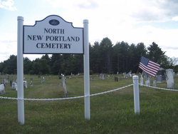 North New Portland Cemetery