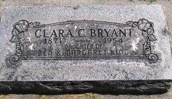 Clara C. <i>King</i> Bryant