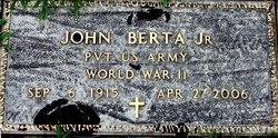 John Berta, Jr