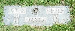 Chester Arthur Bayes