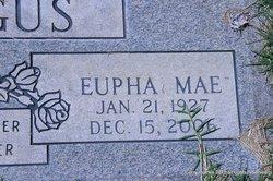 Eupha Mae Dingus
