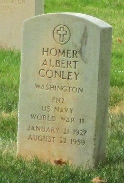 Homer Albert Al Conley