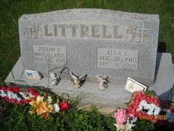 Lula Elexine <i>Smith</i> Littrell