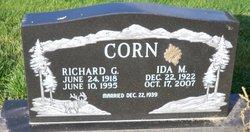 Ida Mae <i>Black</i> Corn
