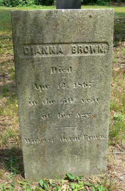 Dianna <i>Buxton</i> Brown