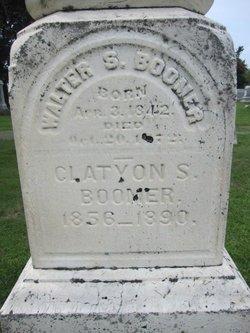 Clayton Seward Boomer