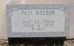 Paul Edward Melson