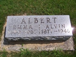 Emma <i>Timm</i> Albert