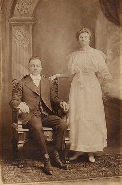 Nellie Evaline <i>Perrine</i> Baehler