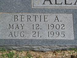 Bertie Mae Alexander