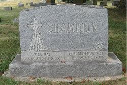 Ella May <i>Hatcher</i> Chamblin