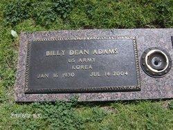 Billy Dean Bill Adams