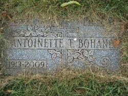Antoinette Theresa <i>Figlewicz</i> Bohanek