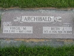 Beth <i>Jessop</i> Archibald