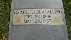 Grace Viola <i>Davis</i> Allen