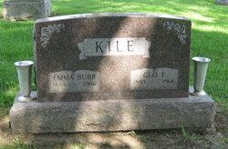 Emma Mae <i>Burr</i> Kile