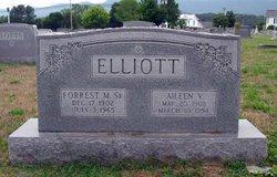 Aileen Virginia <i>Grove</i> Elliott