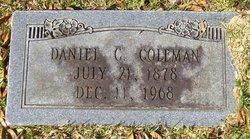 Daniel Chester Coleman