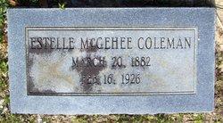 Estelle <i>McGehee</i> Coleman