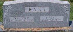 Mary Anvelee <i>Baker</i> Bass