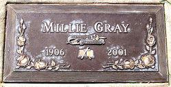 Millie <i>Hill</i> Gray