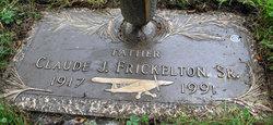 Claude John Frickelton, Sr